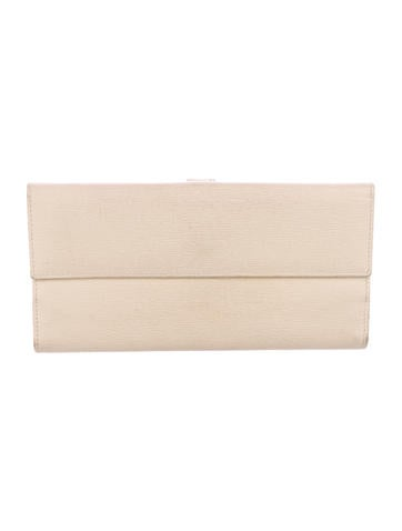 Leather Continental Wallet