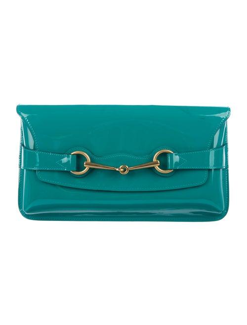 d50a3739d Gucci Patent Bright Bit Clutch - Handbags - GUC205196 | The RealReal