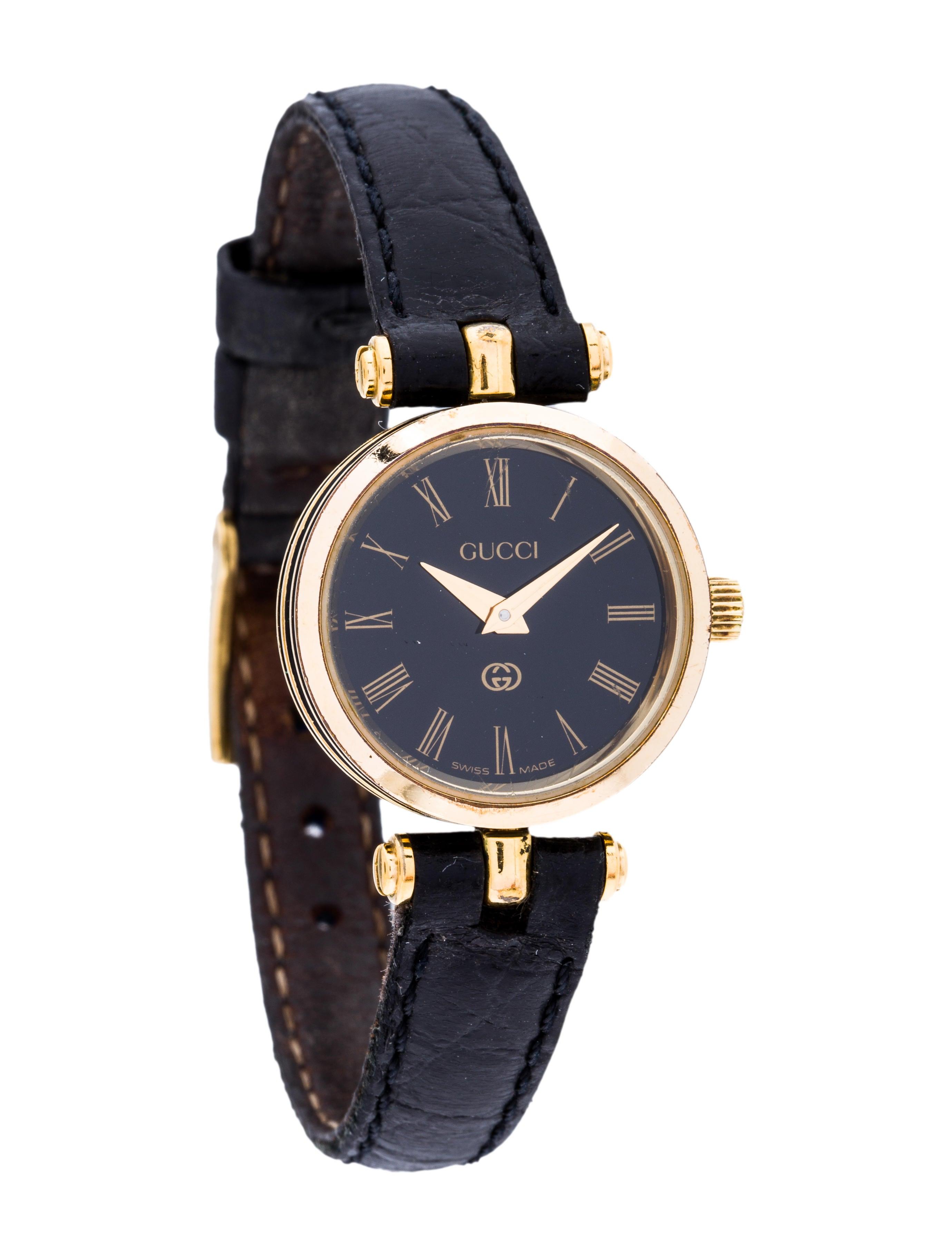 a3622f53e9b Gucci 2000 Series Watch - Strap - GUC205362