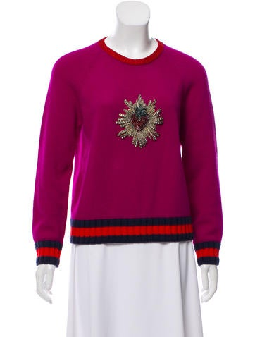 Gucci 2016 Wool Sweater None