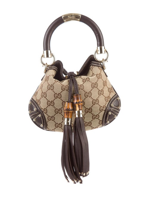 7b91bc63b044 Gucci Mini Indy Bag - Handbags - GUC20549 | The RealReal