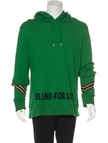 Gucci 2017 Blind For Love Hoodie None