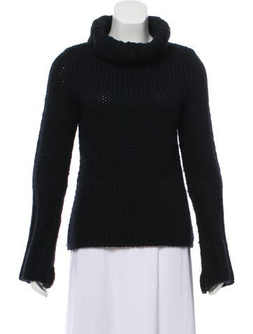 Gucci Wool Rib-Knit Sweater None