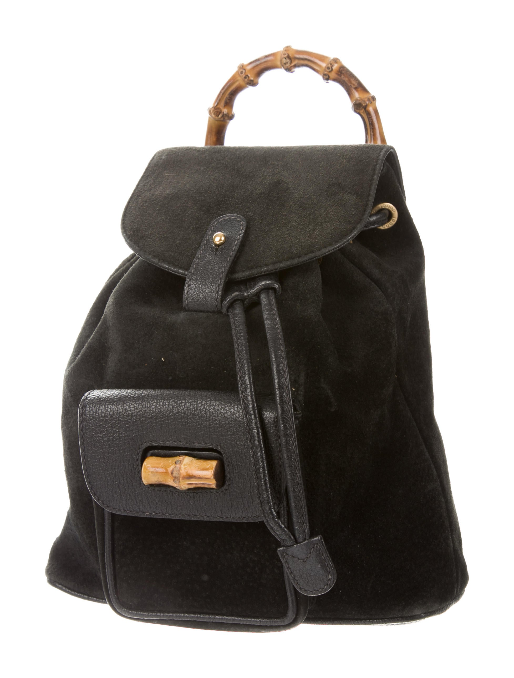 Vintage Gucci Bamboo Backpack- Fenix Toulouse Handball 168682b7ee573