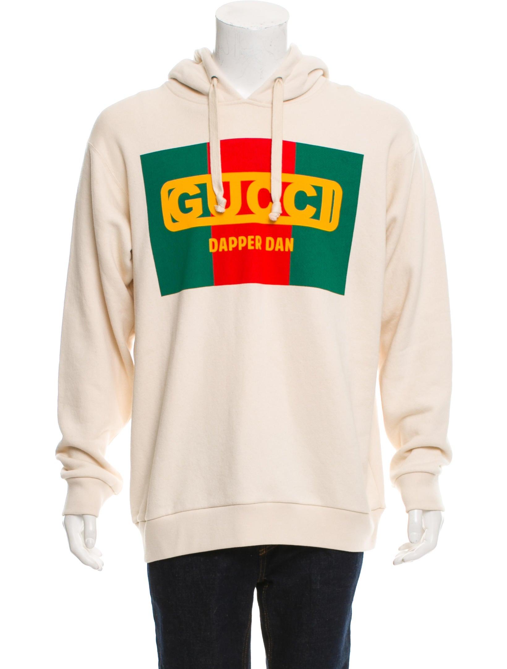 da1dd6625b2 Gucci Dapper Dan Logo Sweatshirt - Clothing - GUC210482