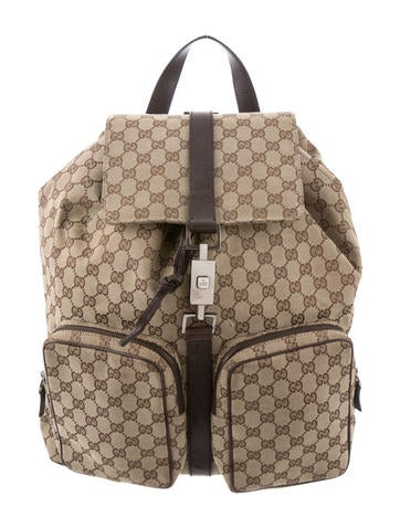 Gucci GG Jackie Backpack None