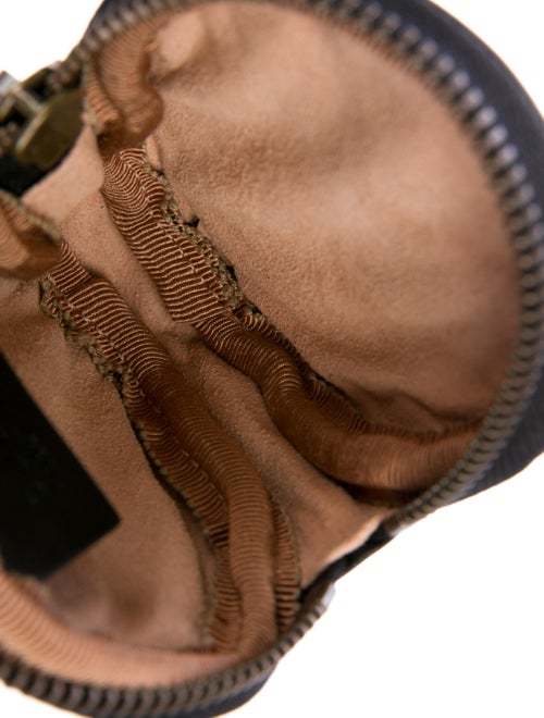 6fd143b42982 Gucci GG Marmont Animal Studs Wrist Pouch - Accessories - GUC213435 ...