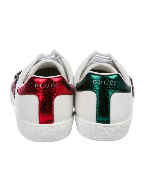 4b6c89a9e Gucci 2018 Bleeding Arrow Ace Sneakers w/ Tags - Shoes - GUC215039 ...