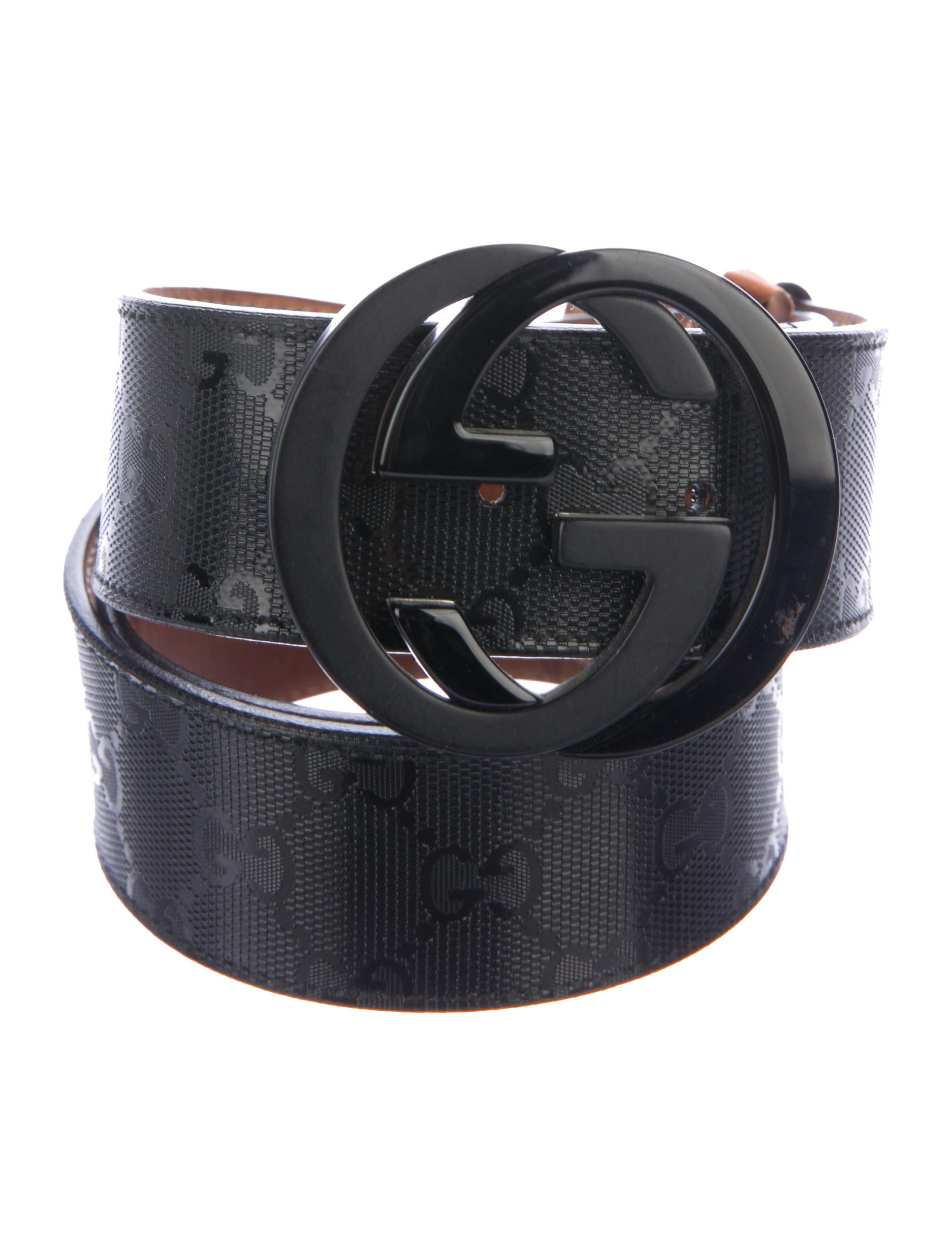 baee15db39a Gucci GG Imprimé Belt - Accessories - GUC217853