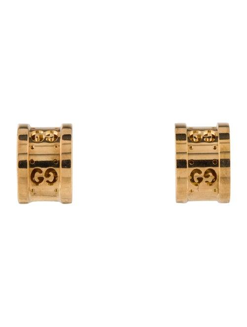 f170d5a3d90 Gucci 18K Icon Twirl Earrings - Earrings - GUC218354