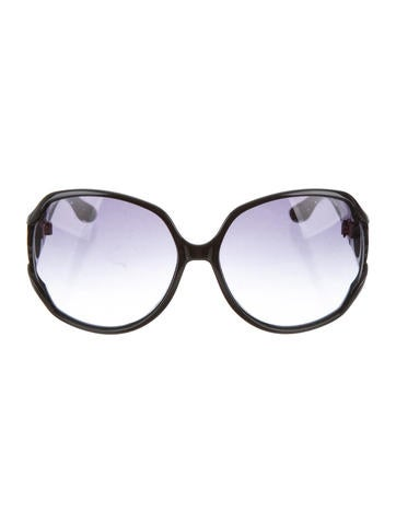 ae7d0a3a920 Tom Ford Madison Cat-Eye Sunglasses w  Tags - Accessories - TOM41956 ...