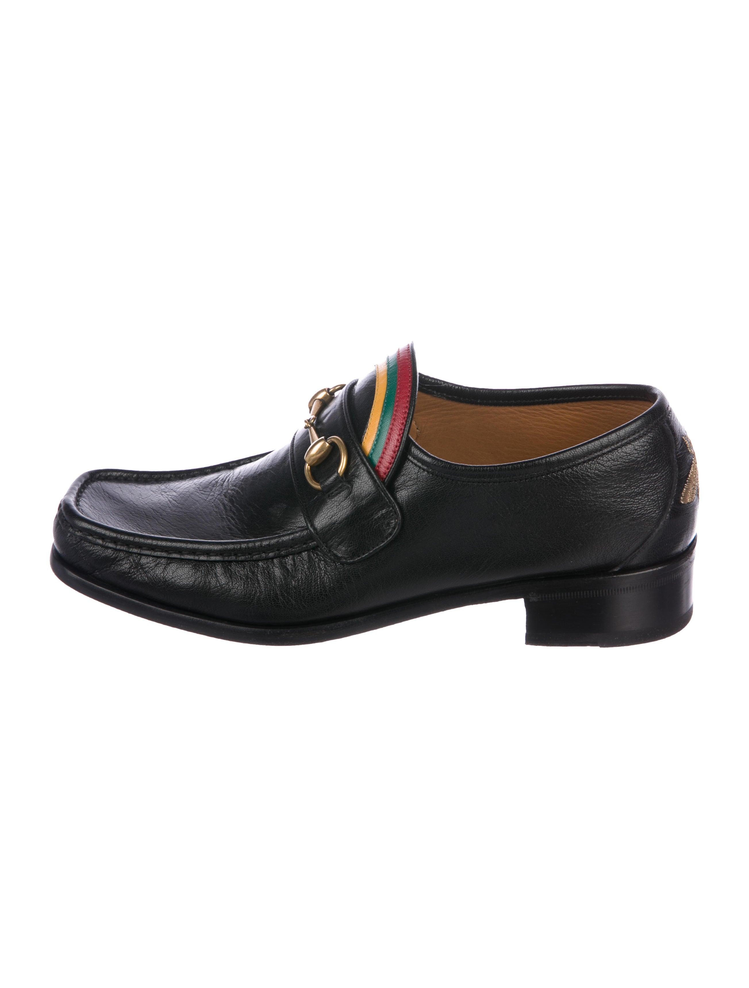 cd9996305c3 Gucci 2018 Rainbow Horsebit Loafers - Shoes - GUC221014