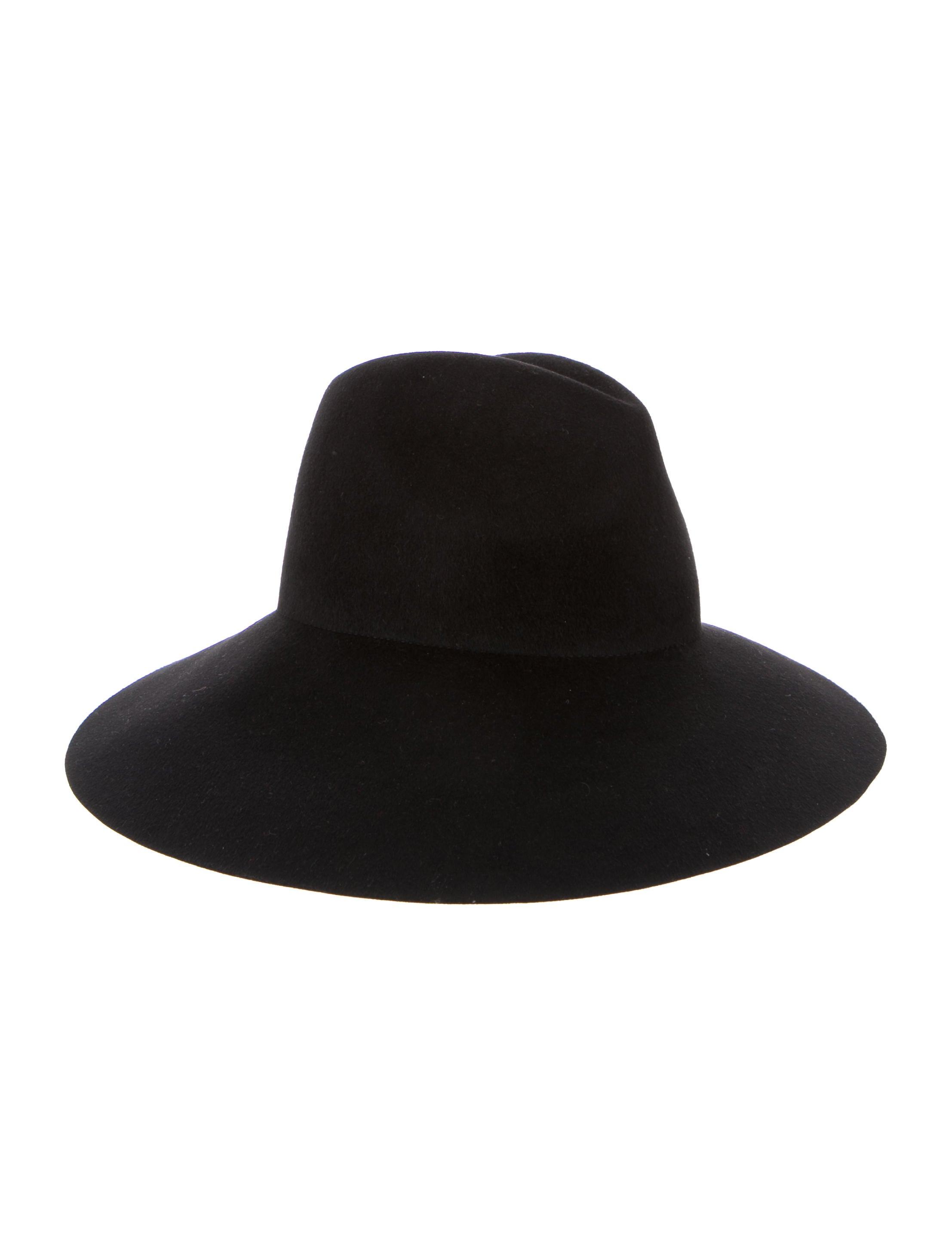 d7292903e170e2 Gucci Felt Wide-Brimmed Hat - Accessories - GUC223110