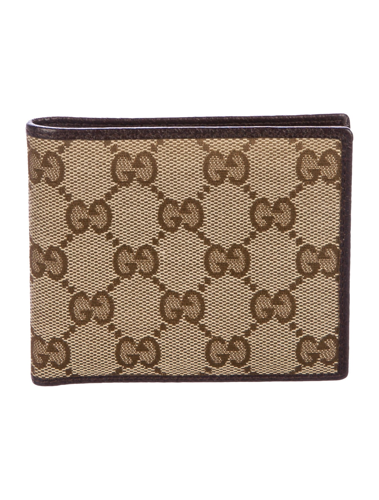 257210af7fe483 Gucci GG Canvas Bifold Wallet - Accessories - GUC224876 | The RealReal