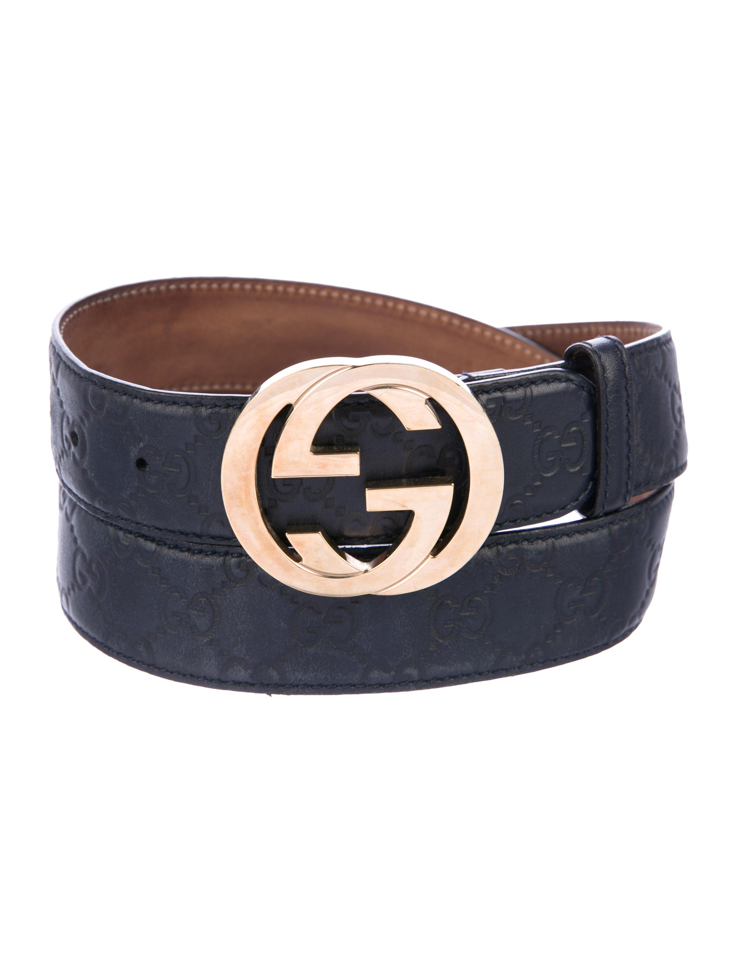 cb691fbc3a3 Gucci GG Guccissima Belt - Accessories - GUC226757