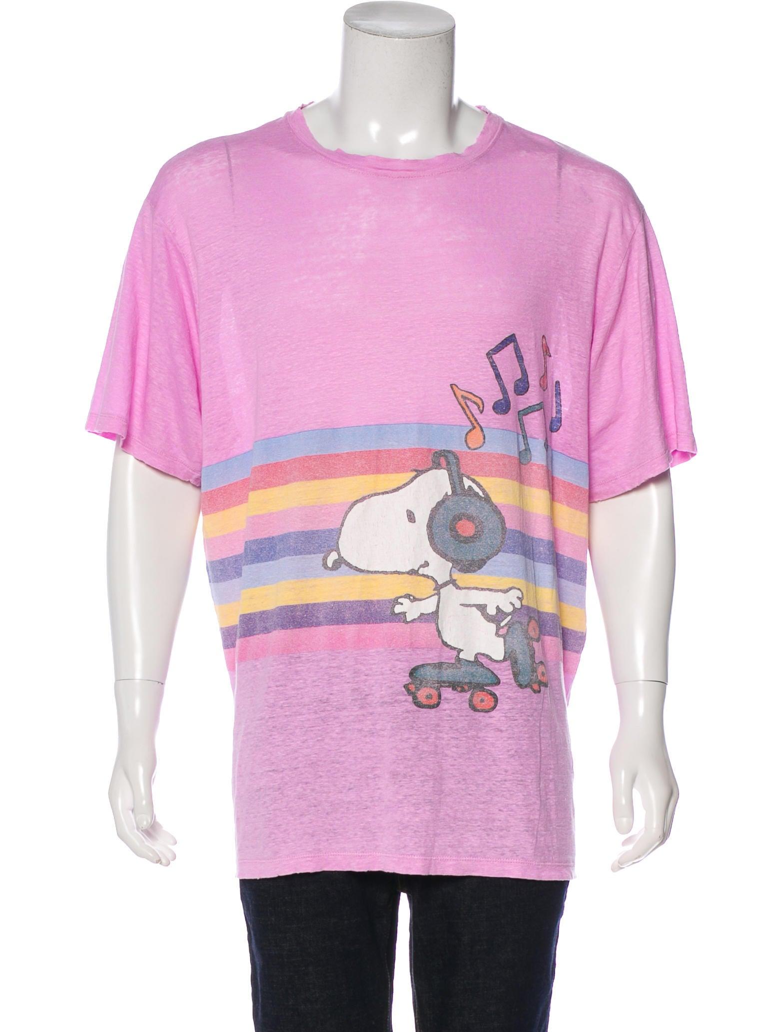 f3b6c6fd Gucci 2016 Snoopy & Woodstock T-Shirt - Clothing - GUC228744   The ...