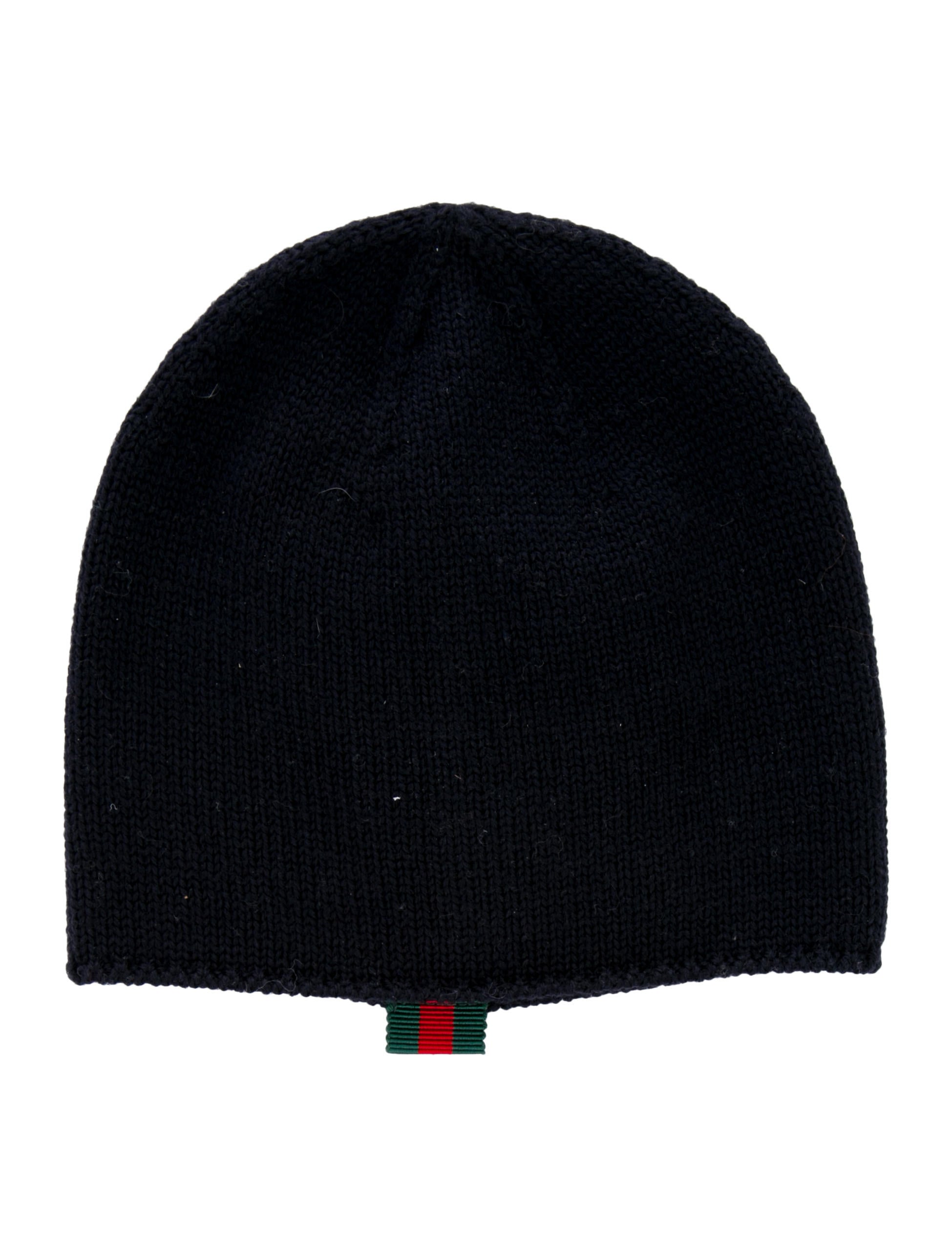283875de104 Gucci Web Wool Hat w  Tags - Boys - GUC228982