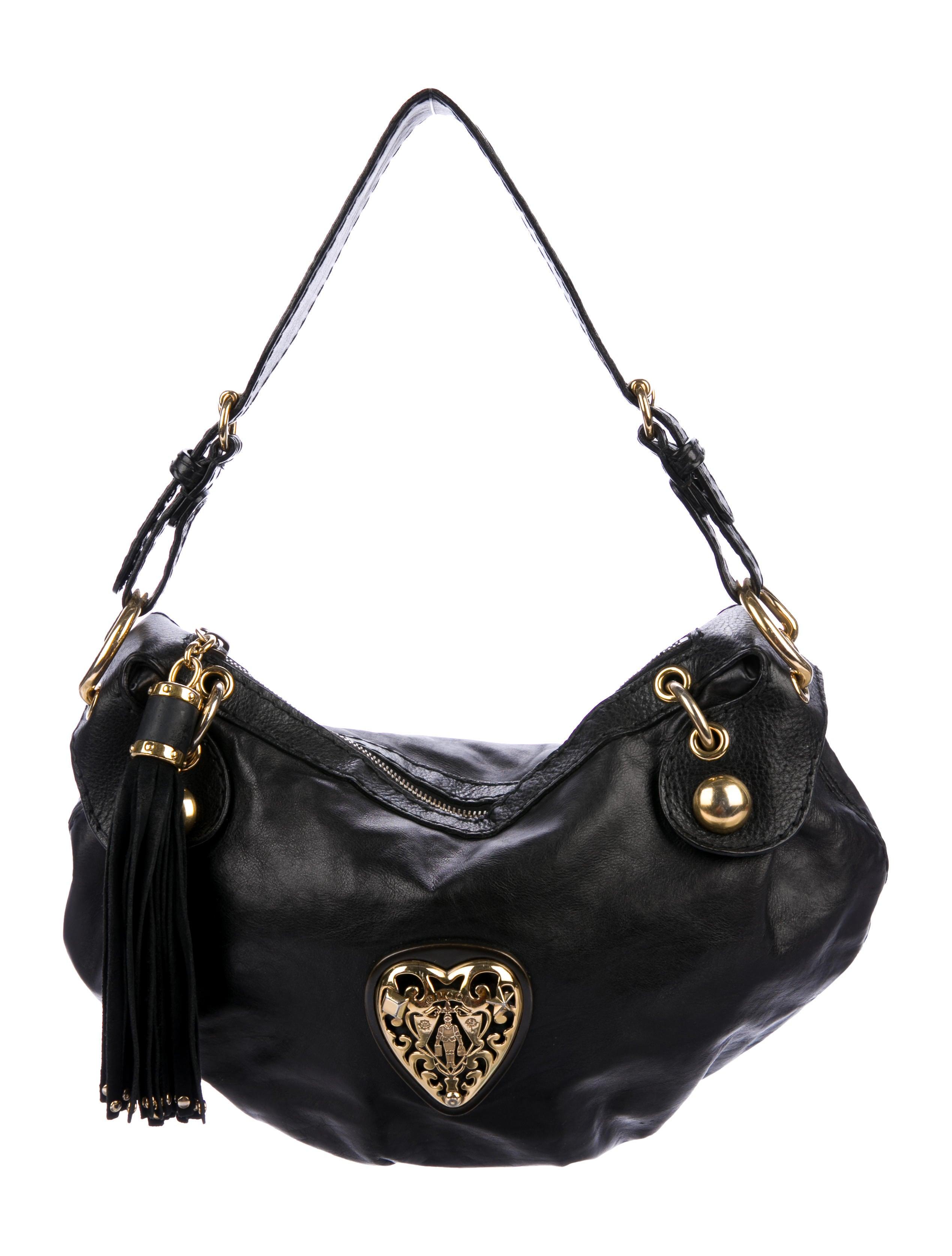 33c99ed8d0d99c Gucci Babouska Shoulder Bag - Handbags - GUC229091 | The RealReal