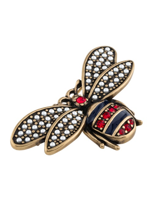 bb14c354790 Gucci Bee Brooch - Brooches - GUC230045