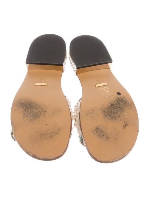 793b55f798f Gucci 2018 Faux-Pearl Guccy Sandals - Shoes - GUC231016