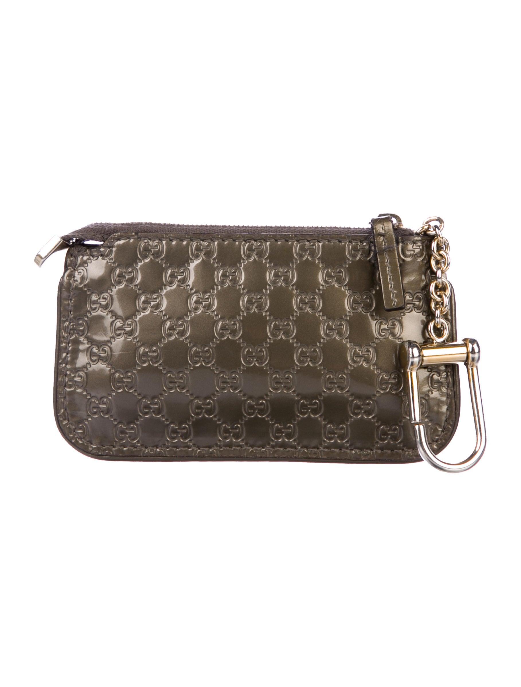 1e40e96dd94 Gucci Microguccissima Key Pouch - Accessories - GUC231678