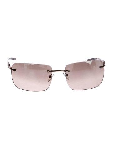 0659f00e9d22 Women · Accessories; Gucci Rimless Gradient Sunglasses. Rimless Gradient  Sunglasses