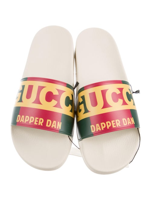 0731bb6fc58a Gucci Dapper Dan Slides w  Tags - Shoes - GUC233044