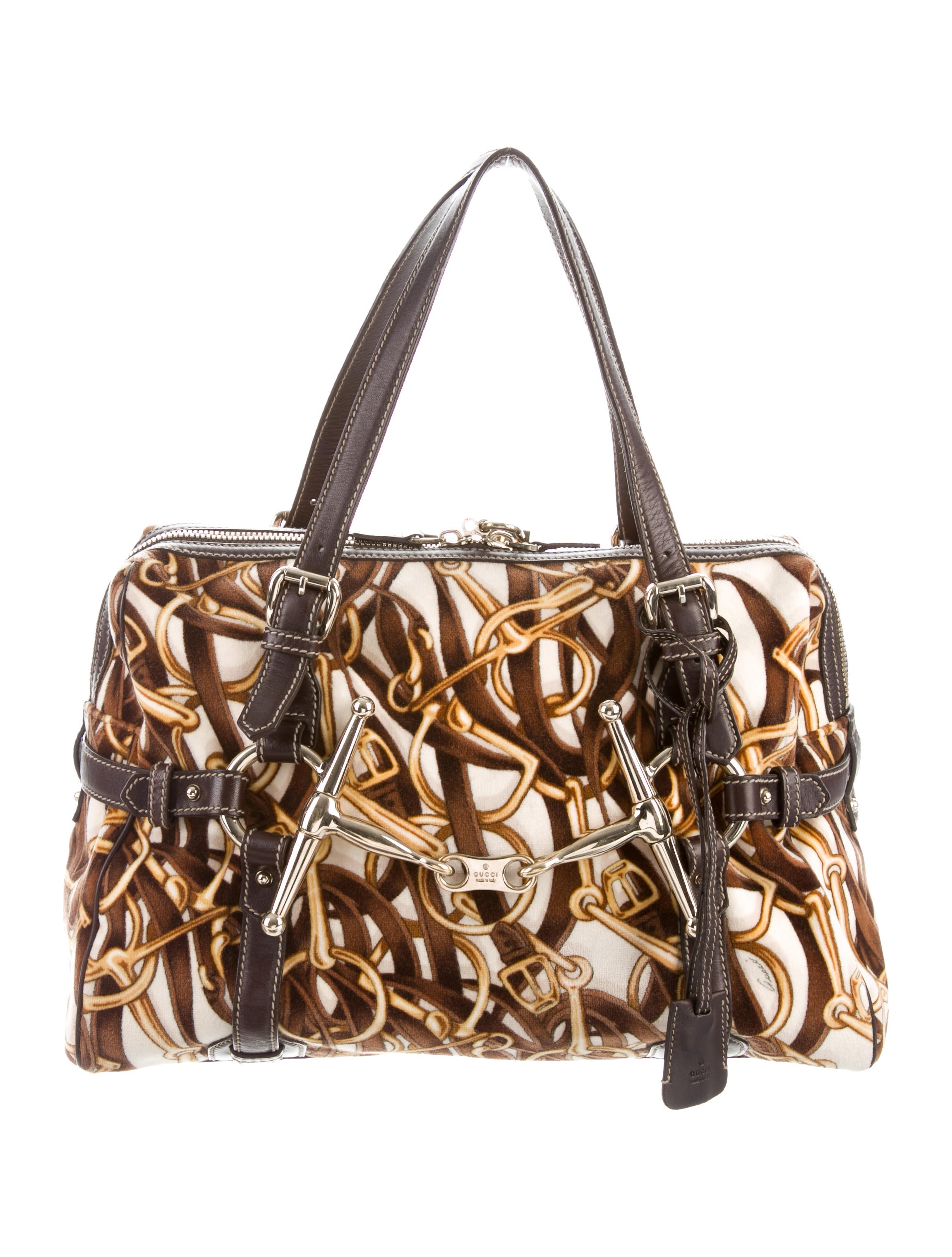 68aa4b37dd54 Gucci 85th Anniversary Boston Bag - Handbags - GUC233151 | The RealReal