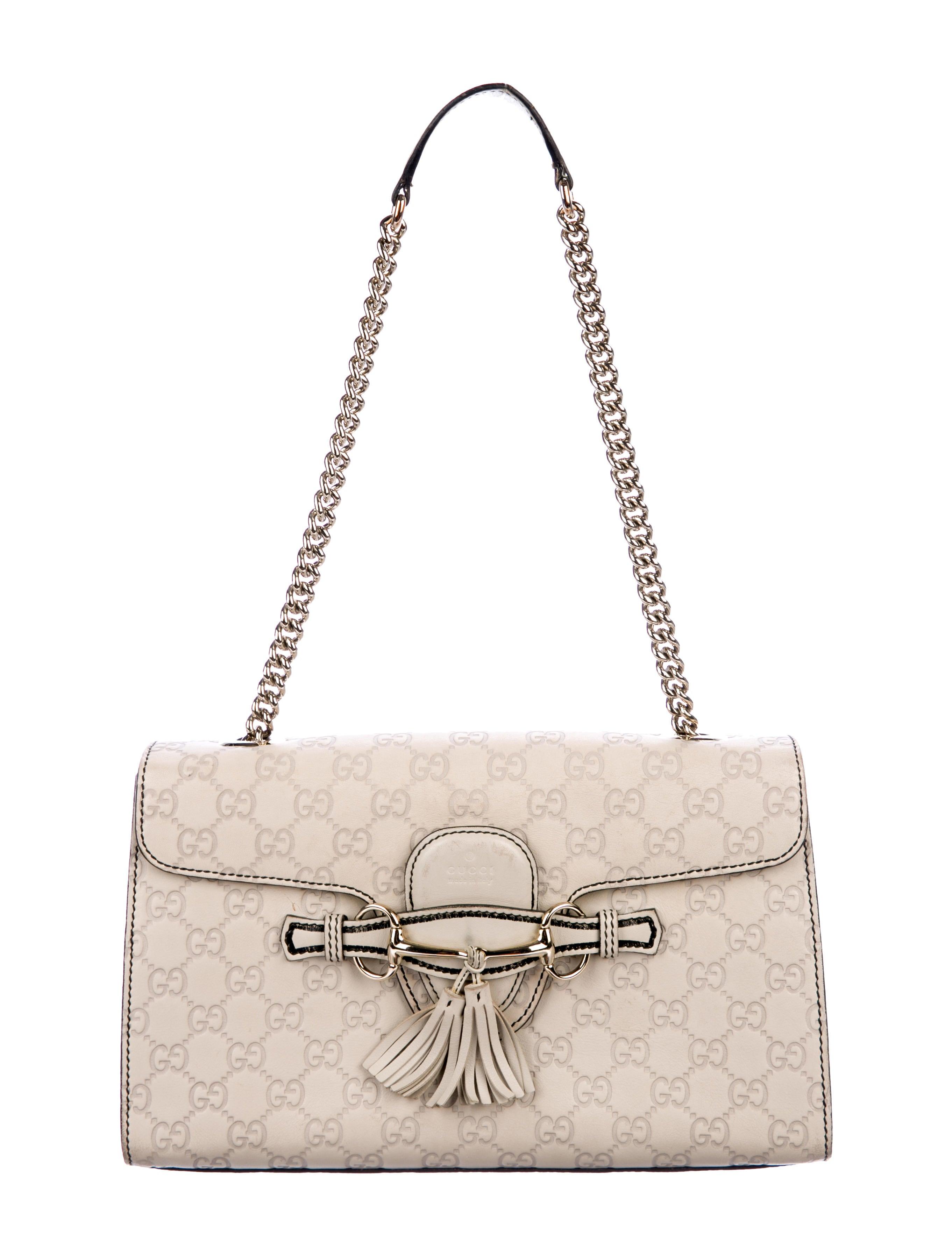 836af381541 Gucci Guccissima Medium Emily Bag - Handbags - GUC233991