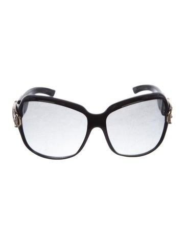 3a33bc2d83a Jimmy Choo Cher Aviator Sunglasses - Accessories - JIM37821