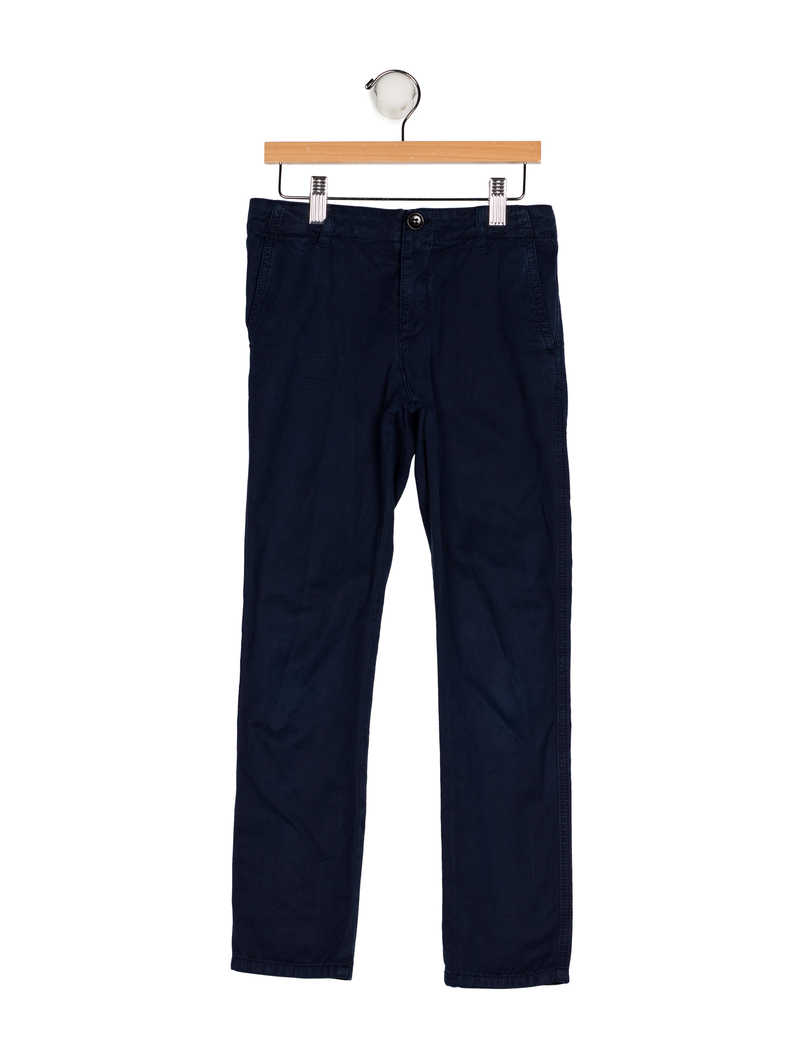 45c0471f1e8 Gucci Boys  Four Pockets Straight-Leg Pants - Boys - GUC234081