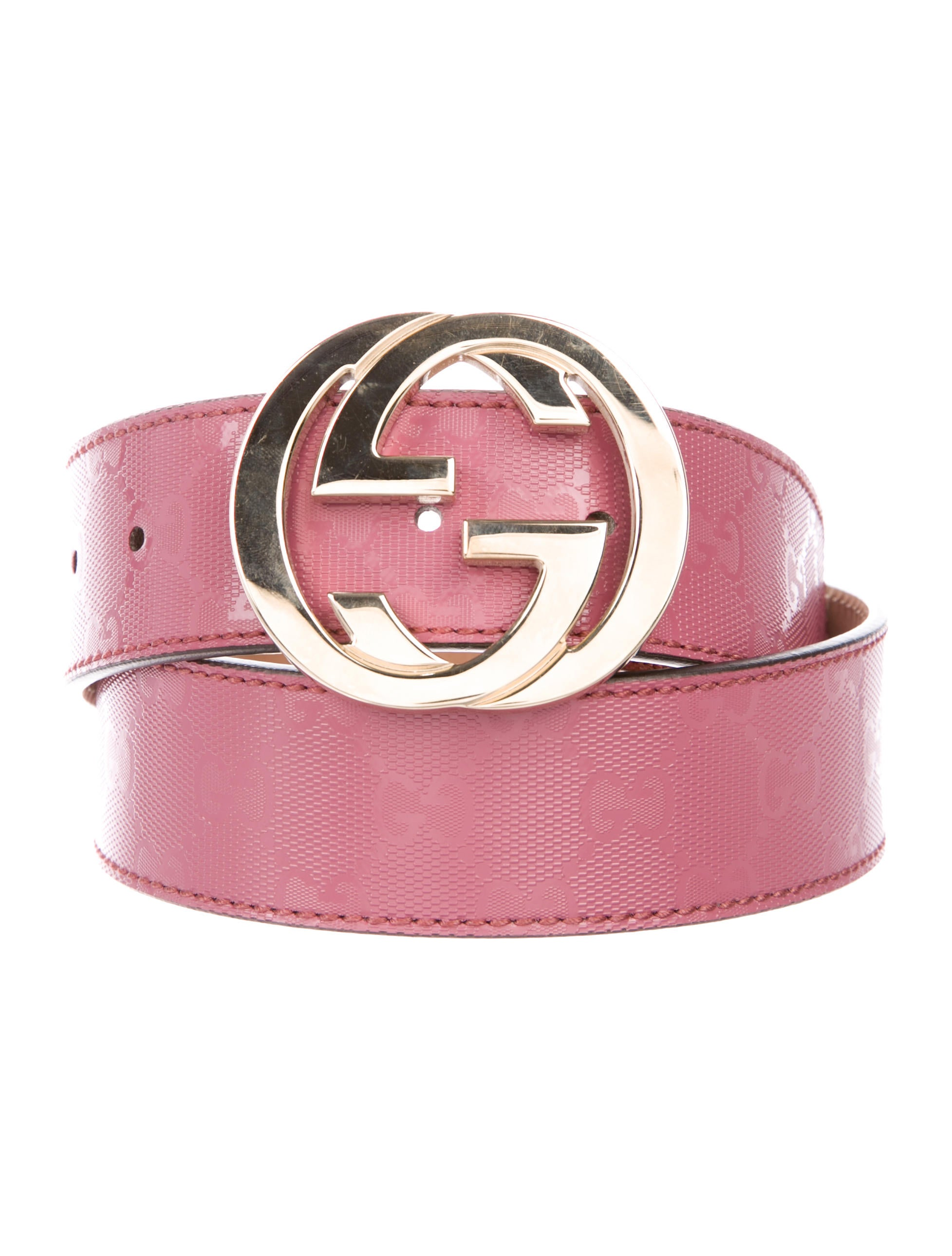077ed73903c Gucci GG Imprime Belt - Accessories - GUC234810