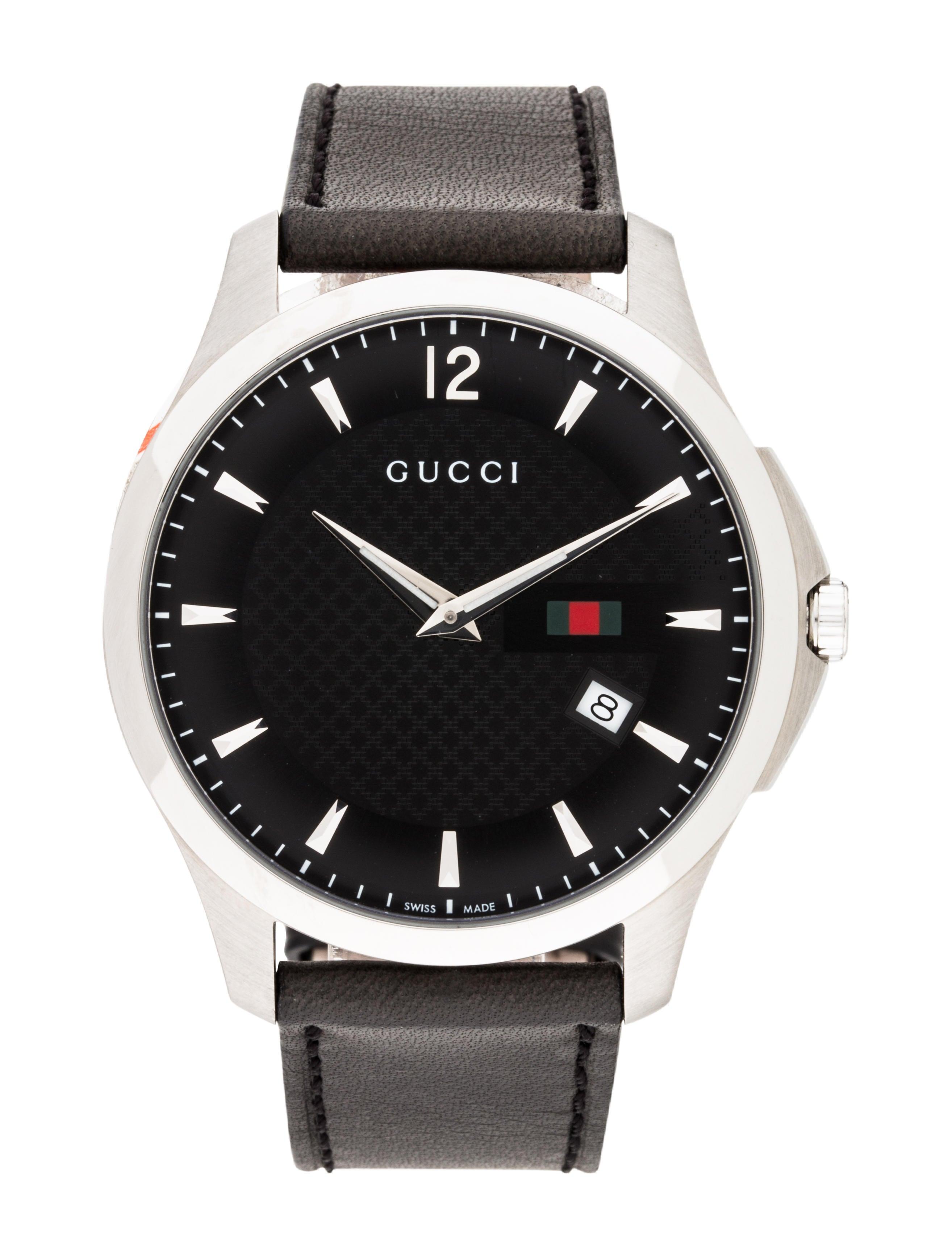 69fcd619094 Gucci G-Timeless Watch - Strap - GUC235320