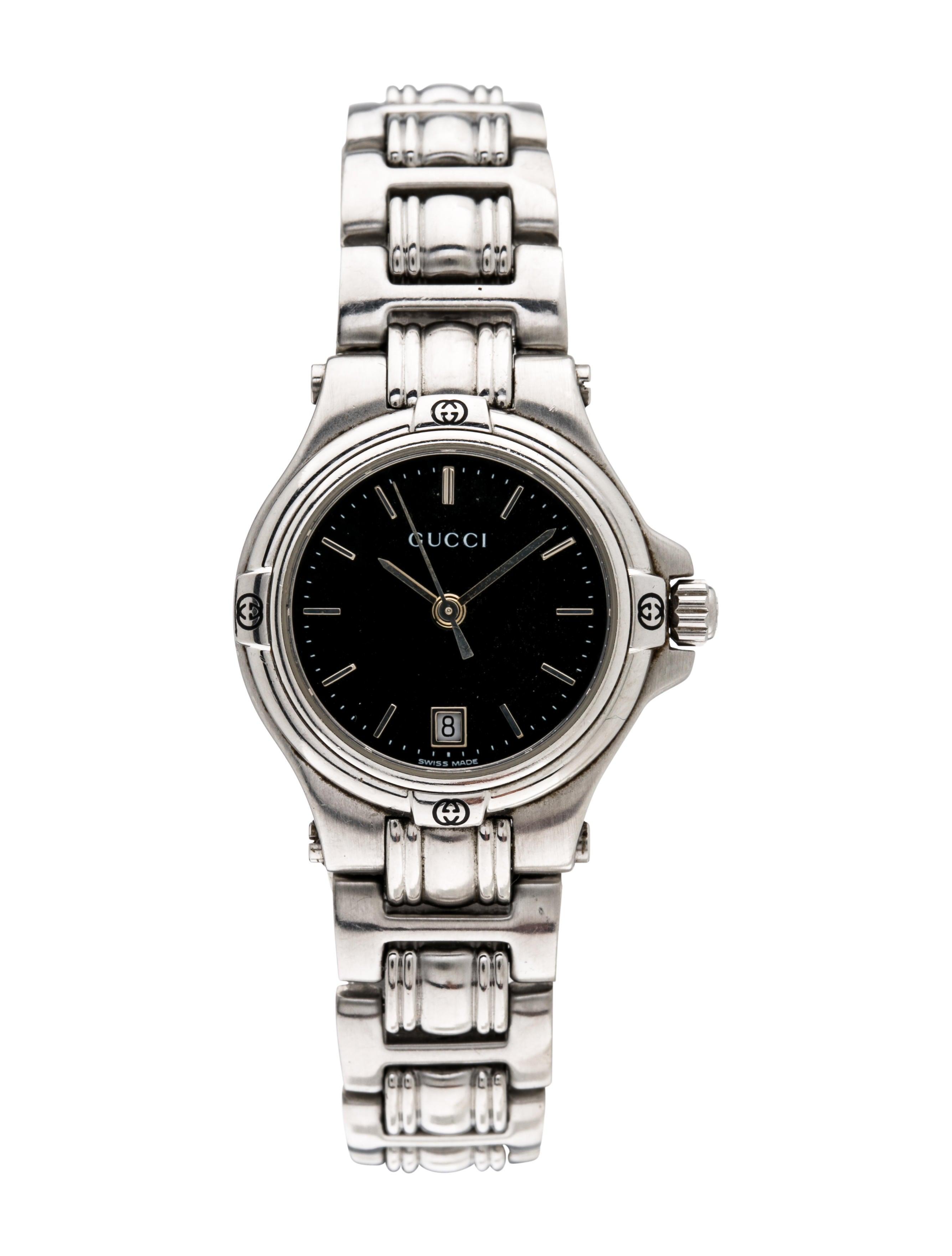 a8699de9606 Gucci 9040L Watch - Bracelet - GUC235809