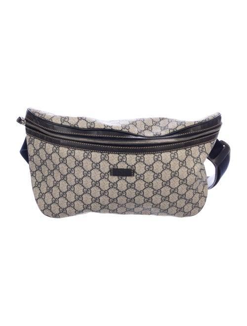 9ea372a7f3d3 Gucci GG Supreme Belt Bag - Bags - GUC238629 | The RealReal