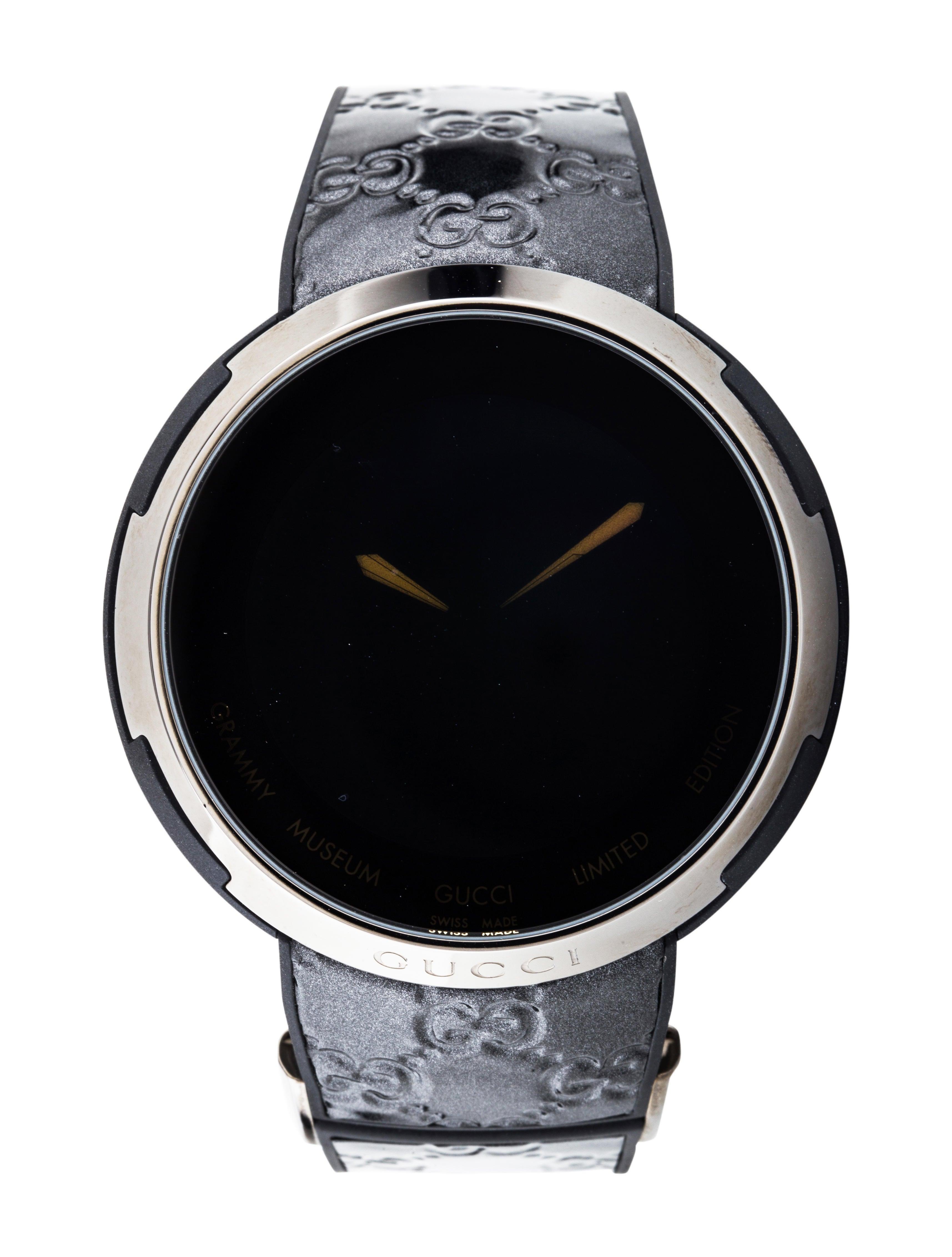 40e227d5018 Gucci I-Gucci Grammy Edition Watch - Strap - GUC238746
