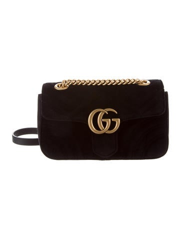 Gucci 2018 Gg Marmont Matelassé Mini Bag W/ Tags by Gucci