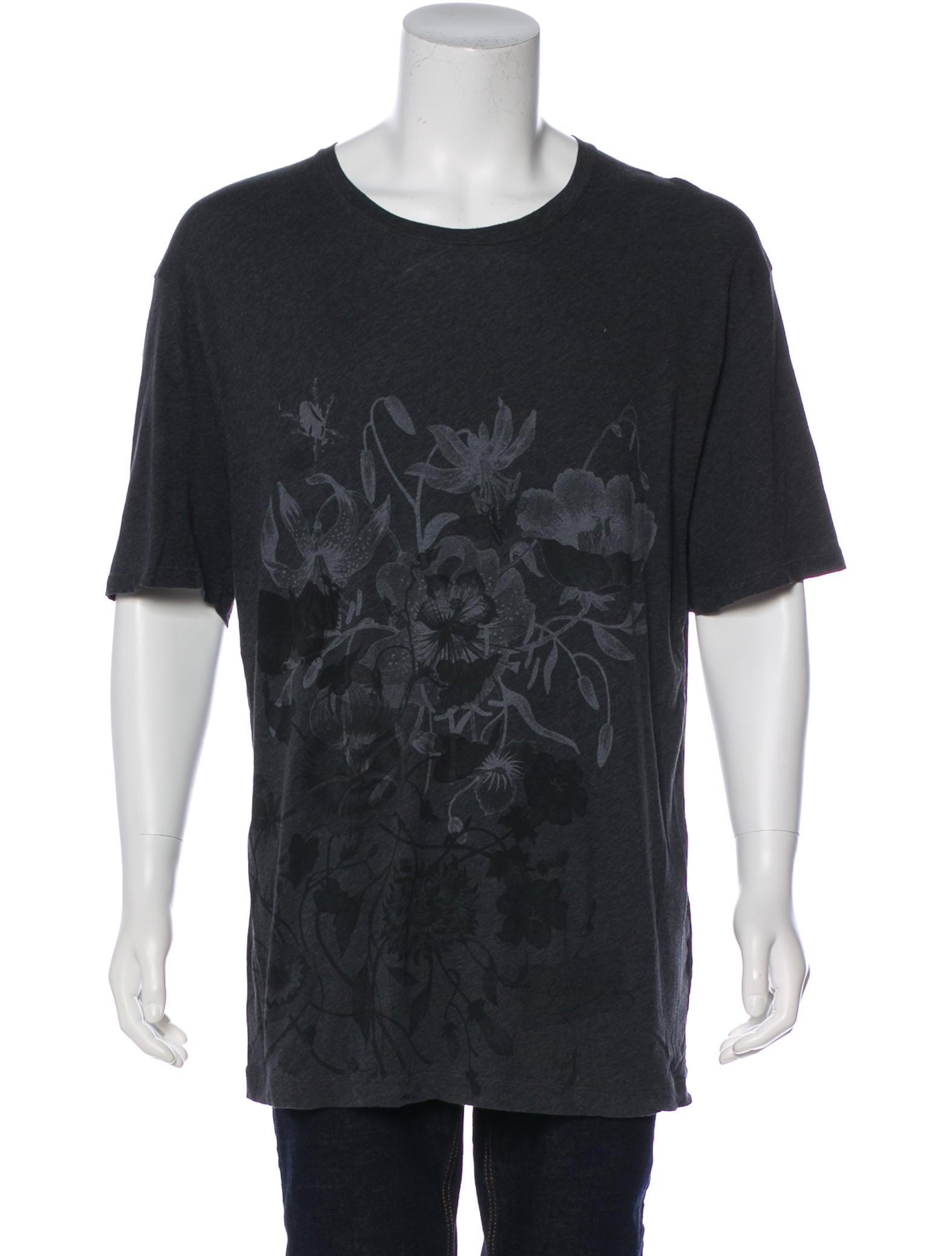 ff8a8cc8f Gucci Floral Short Sleeve Shirt