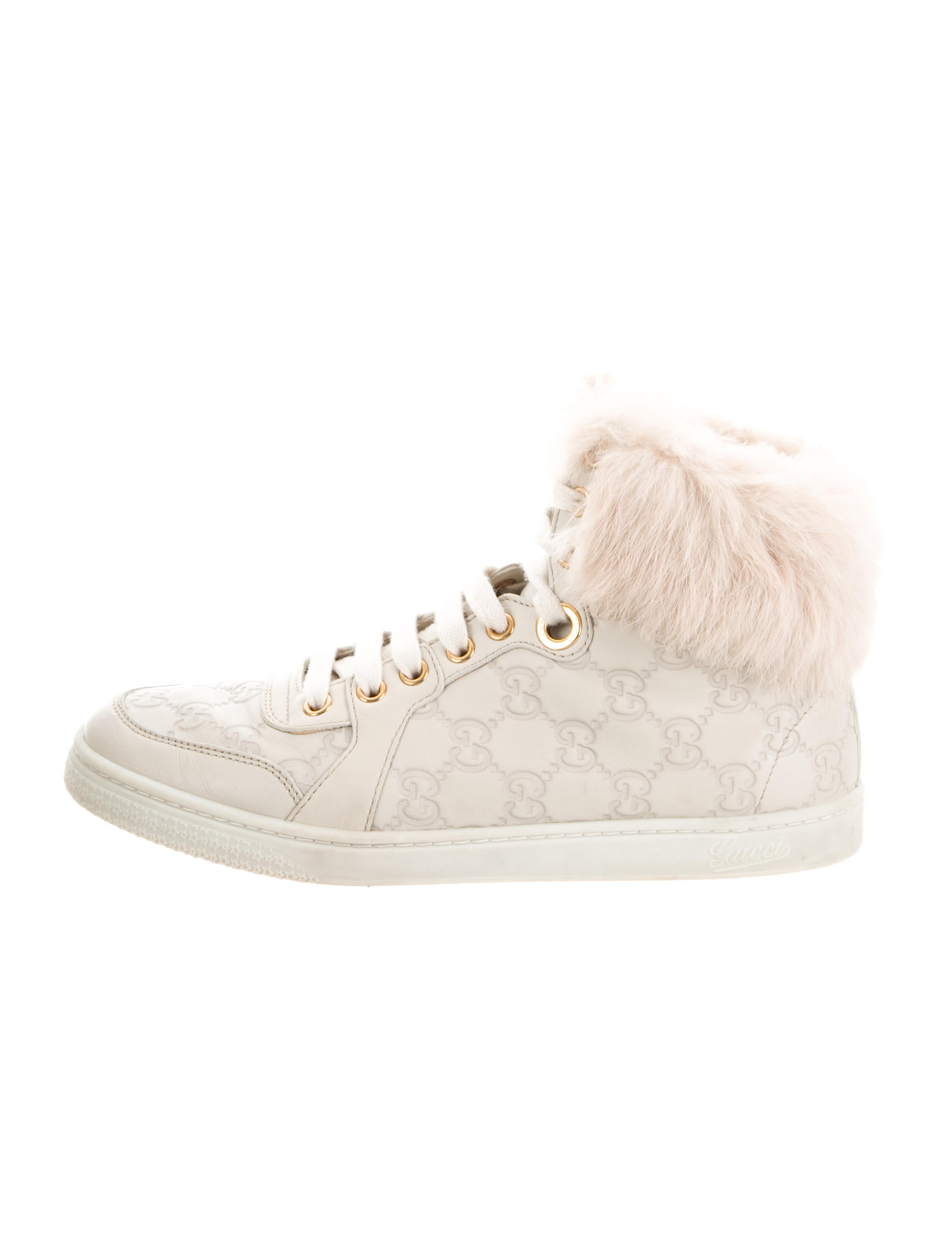 363beb8df4d Gucci Coda Guccissima Sneakers - Shoes - GUC245973