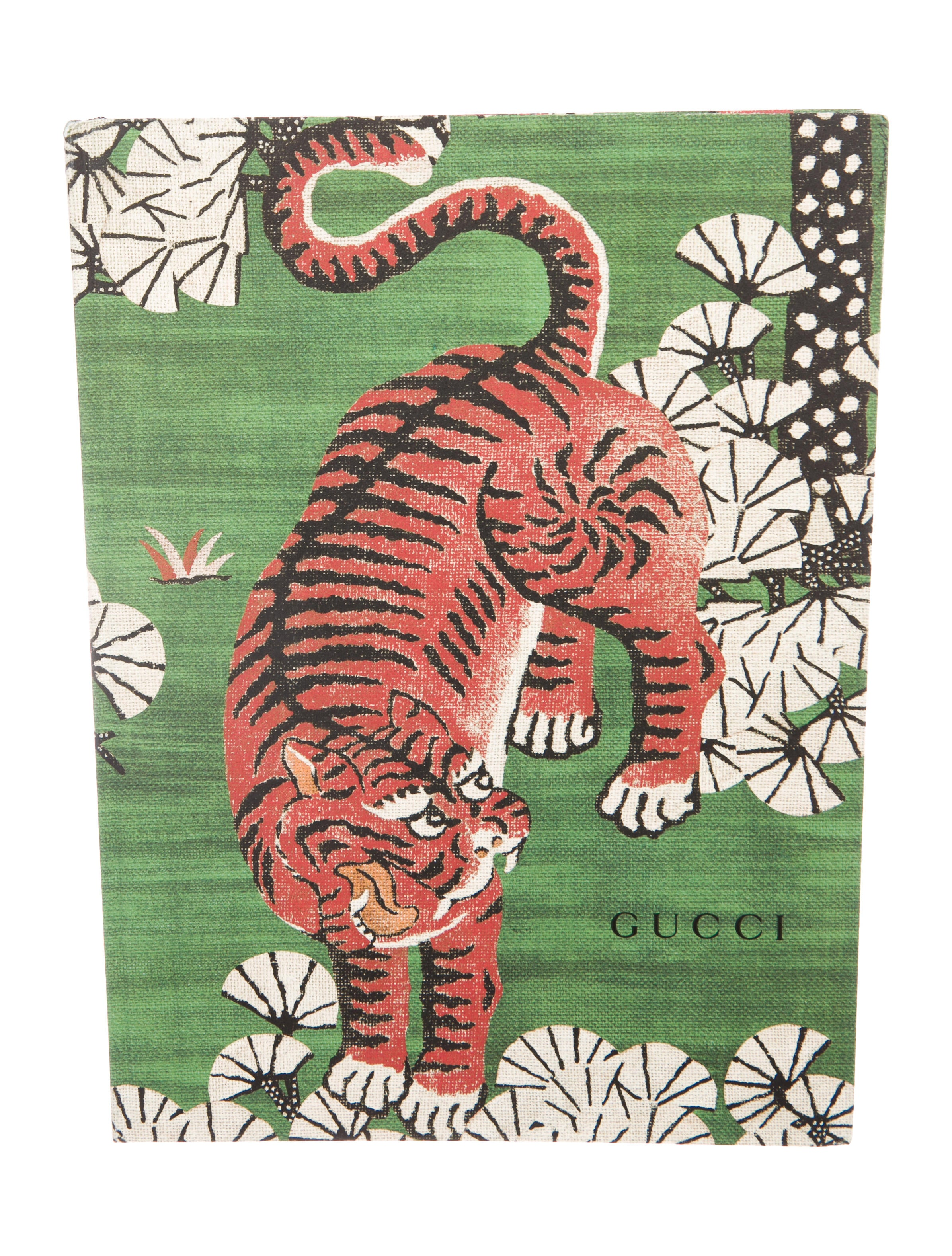b5cf9be1fdb Gucci Bengal Tiger Journal - Decor   Accessories - GUC246950