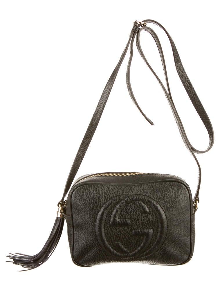 0add4a69d398 Gucci Soho Disco Bag - Handbags - GUC25118