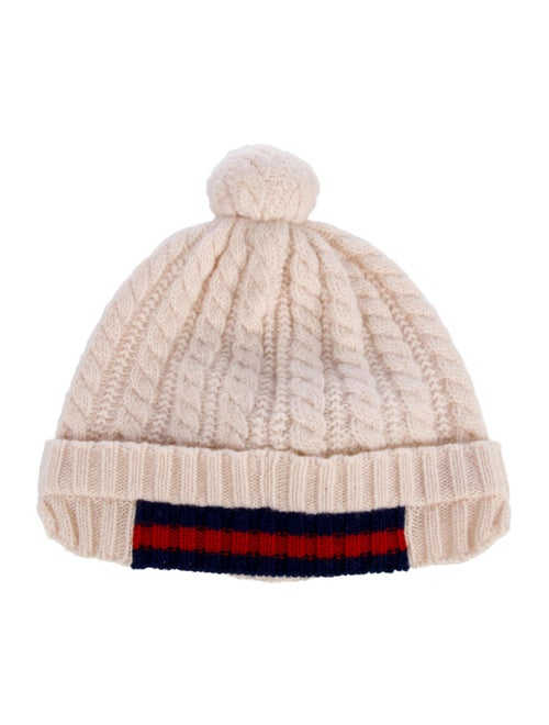 027879b4626 Gucci Boys  Cable-Knit Wool Beanie - Boys - GUC257580