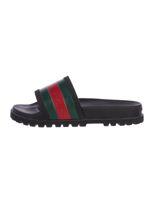740abcb70242 Gucci 2018 Pursuit Treck Slide Sandals - Shoes - GUC260305