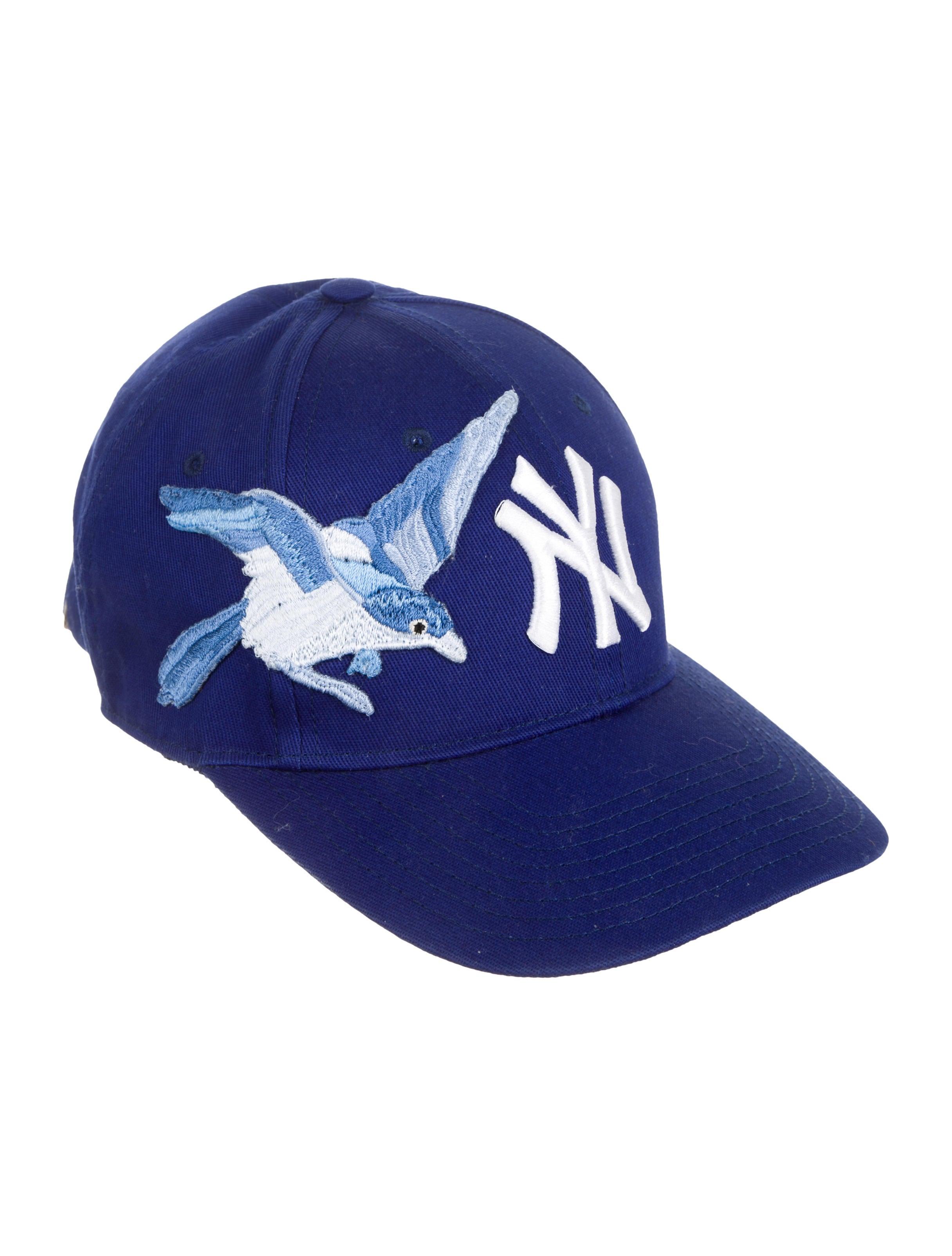 3059a47e5661a Gucci 2018 NY Yankees Cap - Accessories - GUC262854