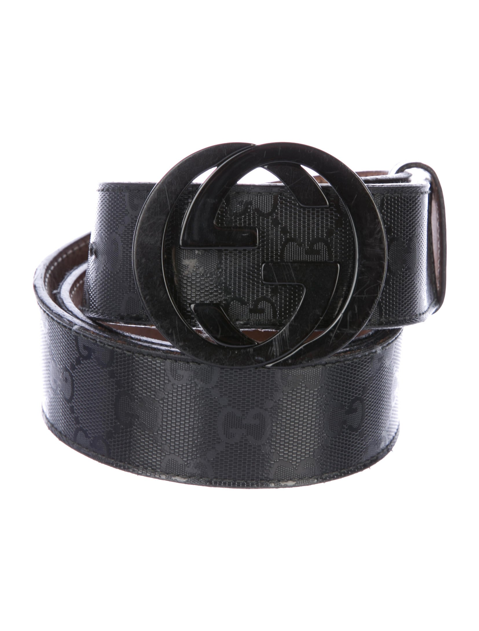 3be2f5f42 Gucci GG Imprimé GG Belt - Accessories - GUC264434 | The RealReal