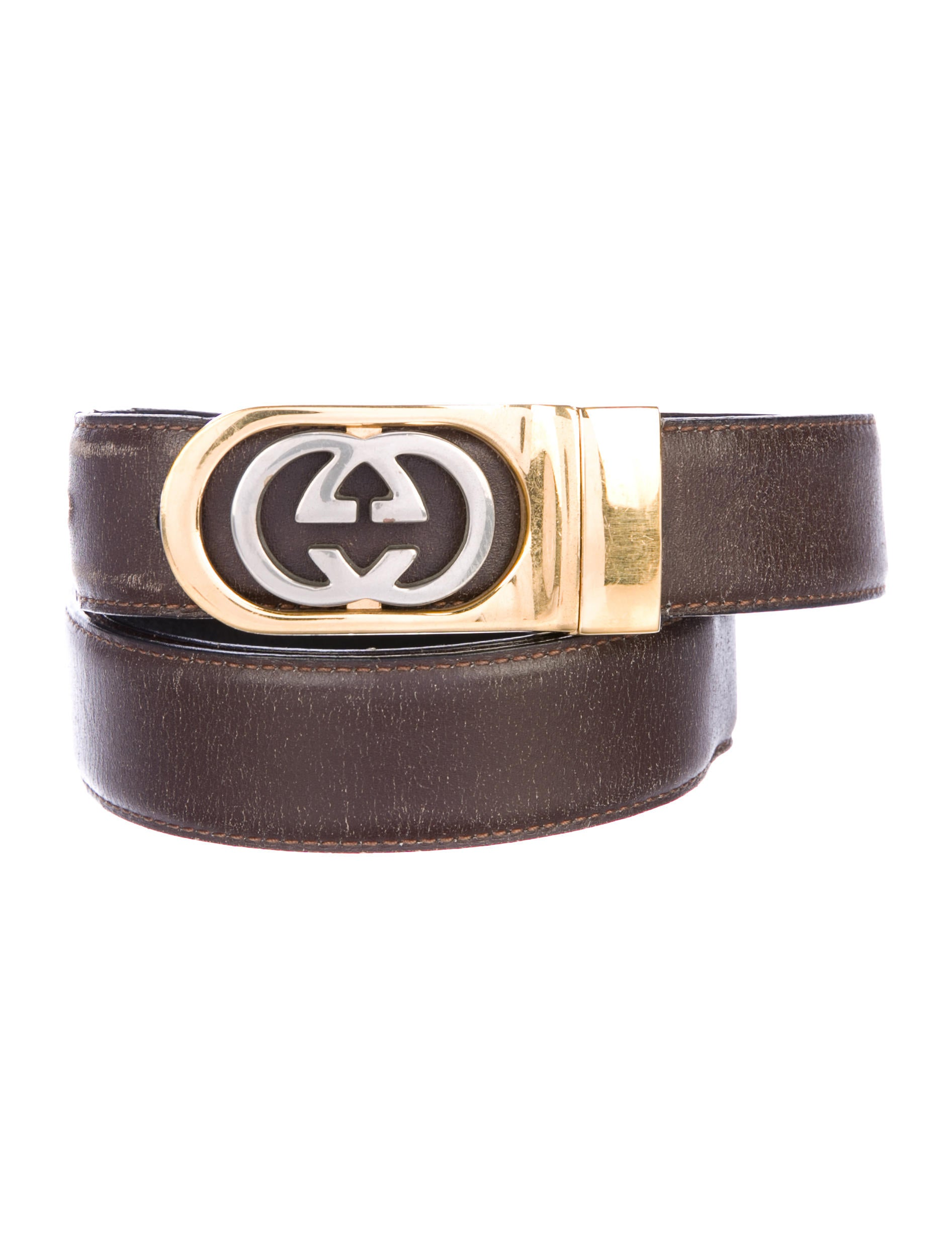05c23efa5b8 Gucci GG Reversible Leather Belt - Accessories - GUC264641