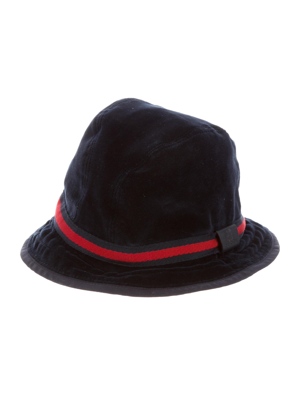0cffb741 Gucci Boys' Velvet Bucket Hat - Boys - GUC264876 | The RealReal
