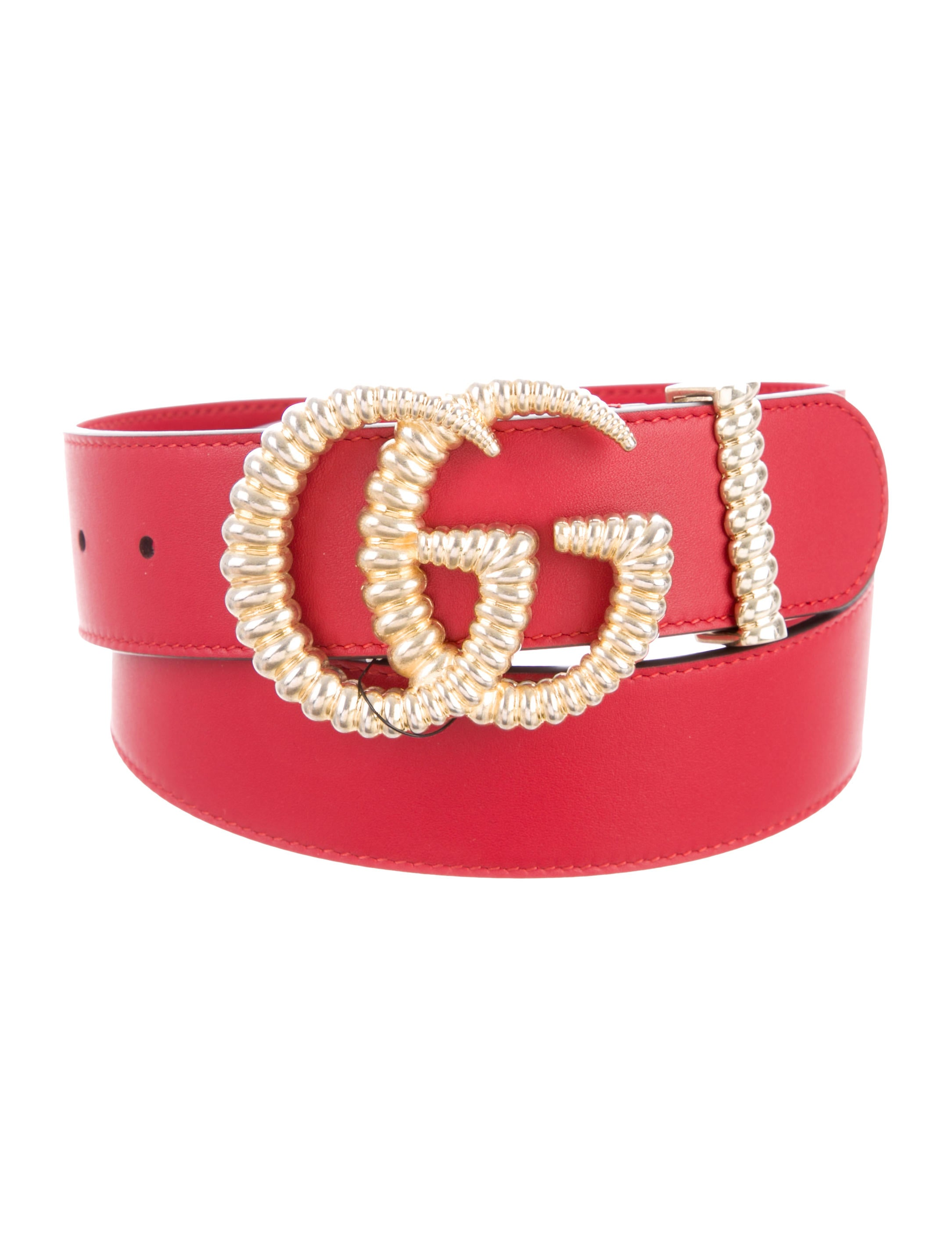 ec22efadf87 Gucci 2018 Leather GG Torchon - Accessories - GUC265770
