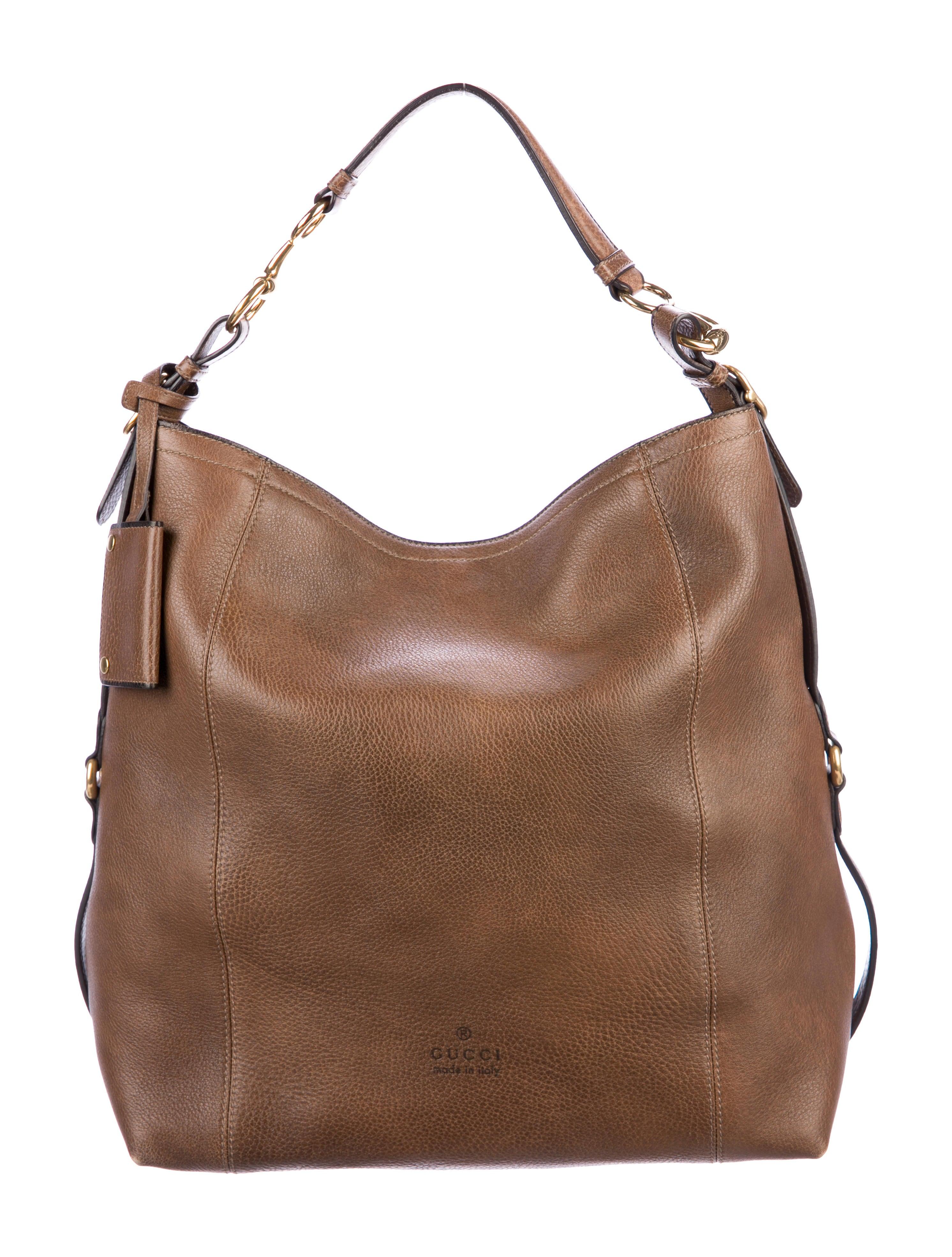 847507bf381a Gucci Large Harness Hobo - Handbags - GUC265857   The RealReal