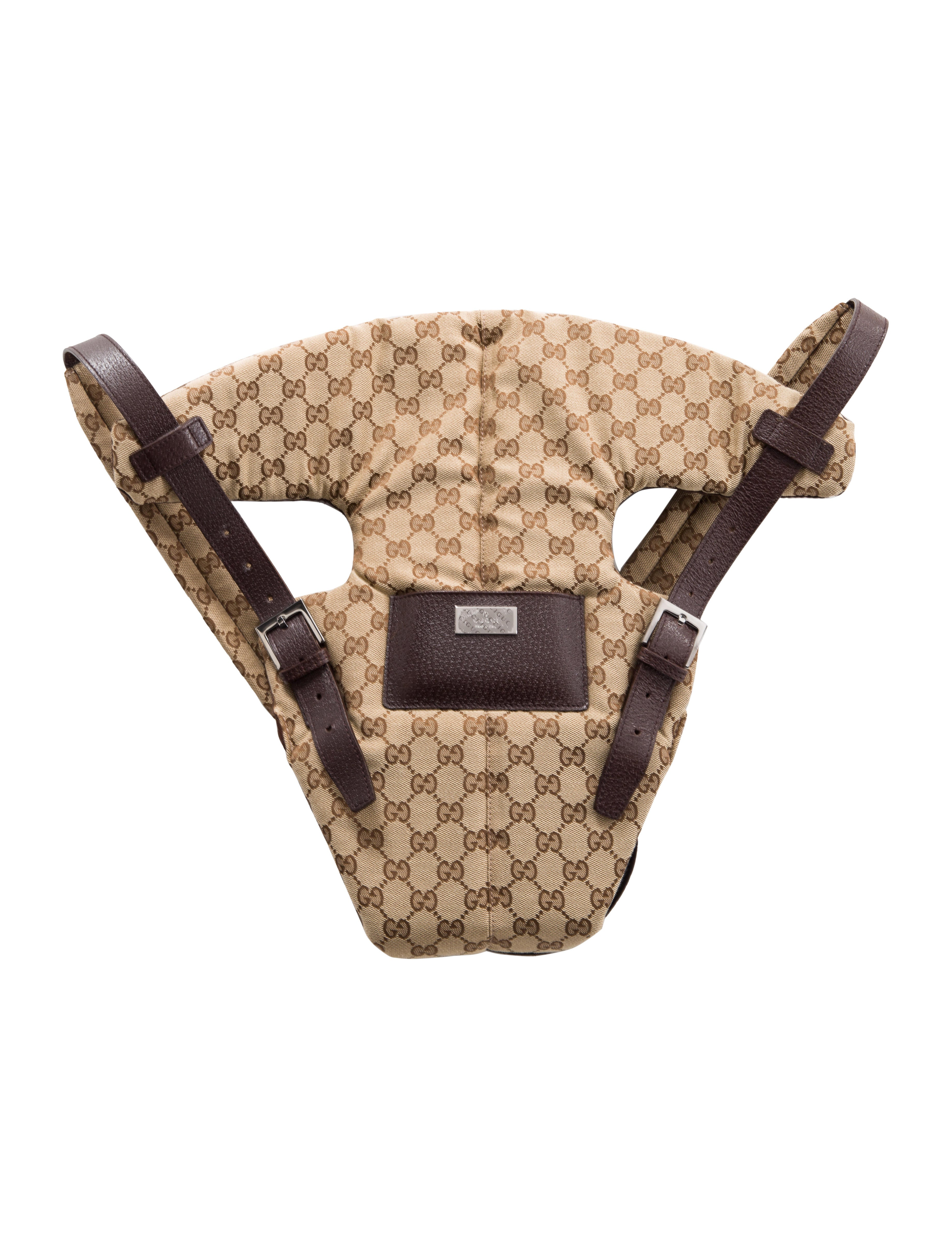 Gucci GG Canvas Baby Carrier - Baby Gear - GUC267458